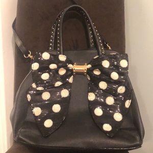 Betsy Johnson Satchel Bag